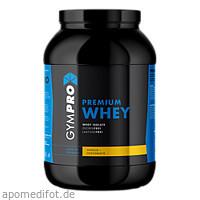 GymPro Premium Whey Vanille, 2500 G, GymPro UG (haftungsbeschränkt)