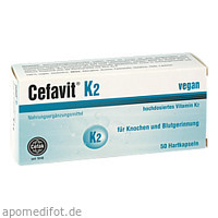 Cefavit K2, 50 ST, Cefak KG