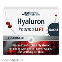 Hyaluron Pharma Lift Nacht, 50 Milliliter, Dr. Theiss Naturwaren GmbH