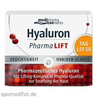 Hyaluron Pharma Lift Tag LSF 50, 50 Milliliter, Dr. Theiss Naturwaren GmbH