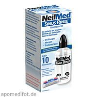 NeilMed SINUS RINSE Nasendusche 10, 1 P, NeilMed Pharma GmbH
