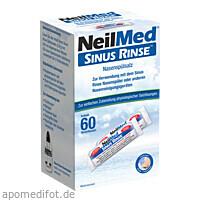 NeilMed SINUS RINSE Nasenspülsalz, 60X2.4 G, NeilMed Pharma GmbH