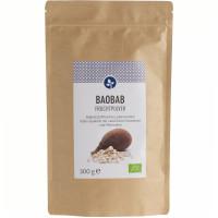 BAOBAB Bio Fruchtpulver, 300 G, Aleavedis Naturprodukte GmbH