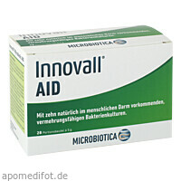 Innovall Microbiotic AID, 28X5 G, Weber & Weber GmbH & Co. KG
