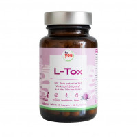 for you L-Tox - Leber Detox Kapseln, 60 ST, For You eHealth GmbH