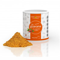 Guarana Bio Pulver pur, 100 G, Amazonas Naturprodukte Handels GmbH