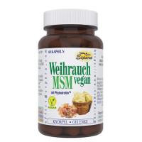 Weihrauch-MSM vegan, 60 ST, Espara GmbH