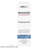 Dermastabil Hautberuhigender Körperbalsam, 200 ML, Dr. Theiss Naturwaren GmbH