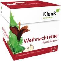 Weihnachtstee Pyramidenbeutel, 12X2.5 G, Heinrich Klenk GmbH & Co. KG