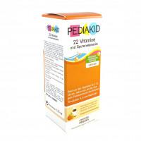Pediakid - 22 Vitamines, 125 ML, Werner Schmidt Pharma GmbH