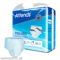 Attends Pull Ons 8 XL, 14 ST, Attends GmbH