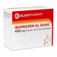 Ibuprofen AL direkt 400 mg Pulver zum Einnehmen, 20 ST, Aliud Pharma GmbH