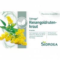 Sidroga Riesengoldrutenkraut, 20X1.25 G, Sidroga Gesellschaft Für Gesundheitsprodukte mbH
