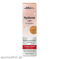 Hyaluron Lift Foundation Soft Bronze, 30 ML, Dr. Theiss Naturwaren GmbH
