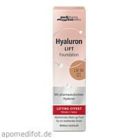 Hyaluron Lift Foundation Soft Gold, 30 Milliliter, Dr. Theiss Naturwaren GmbH