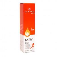 CANOBO extra AKTIV Muskelgel mit CBD, 100 ML, IMstam healthcare GmbH