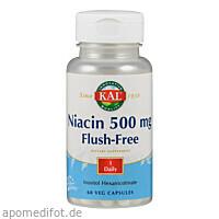 Vitamin B 3 Niacin Flush free, 60 ST, Supplementa Corporation B.V.