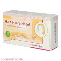 HAUT HAARE NÄGEL GPH KAPSELN, 60 ST, Hecht-Pharma GmbH