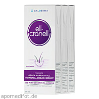 Ell-Cranell 250 Mikrogramm/ml Lös.z.Anw.a.d.Kopfh., 3X200 ML, Galderma Laboratorium GmbH