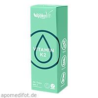 Vitamin K2 MK7 all-trans 100ug vegan Tropfen, 20 ML, BjökoVit