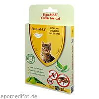 Floh- und Zeckenschutzhalsband f. Katzen Ecto-MAX, 42 CM, Habitum Pharma
