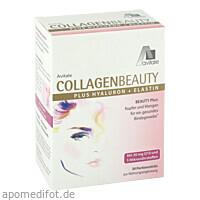 CollagenBeauty Sticks + Hyaluron + Elastin, 30 ST, Avitale GmbH
