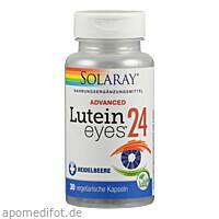 Lutein eyes Advanced 24 mg, 30 ST, Supplementa Corporation B.V.