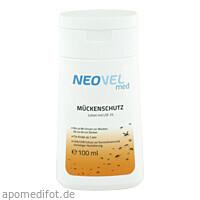 Neovel med Mückenschutz Lotion mit LSF 25, 100 ML, Gib Pharma GmbH
