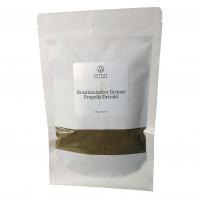 Grüner Propolis Trockenextrakt - Pulver, 80 G, shanab pharma e.U.