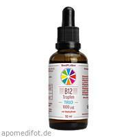 B12 TRIO 1000mcg + 5-MTHF, 50 ML, Sinoplasan AG