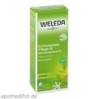 WELEDA CITRUS Erfrischendes Pflege-Öl, 100 ML, Weleda AG