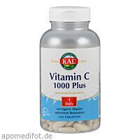 Vitamin C 1000 Plus, 250 ST, Supplementa Corporation B.V.