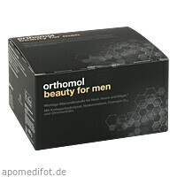 Orthomol Beauty for Men, 30 ST, Orthomol Pharmazeutische Vertriebs GmbH