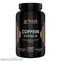Coffein 200 mg hochdosiert, 100 ST, Vitamaze GmbH
