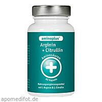 aminoplus Arginin + Citrullin, 60 ST, Kyberg Vital GmbH
