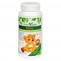 OMNIVEGAN Mini - Multivitamin f. Kinder 160 Tabl., 160 ST, Boma Lecithin GmbH