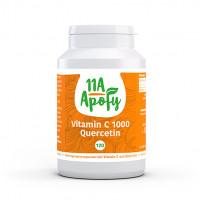 Vitamin C 1000 Quercetin, 120 ST, 11a Apofy GmbH