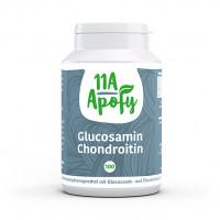 Glucosamin Chondroitin, 100 ST, 11a Apofy GmbH