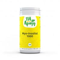 Myo-Inositol 1000, 120 ST, 11a Apofy GmbH