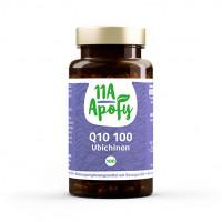Q10 100 Ubichinon, 100 ST, 11a Apofy GmbH