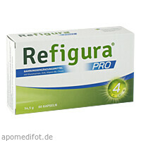 REFIGURA PRO, 60 ST, Heilpflanzenwohl GmbH