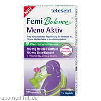 tetesept Femi Balance Meno Aktiv, 28 ST, Merz Consumer Care GmbH