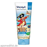 tetesept Kinder Duschspaß Capt'n Sharky, 200 ML, Merz Consumer Care GmbH