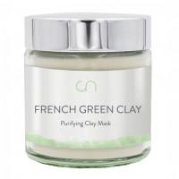 FRENCH GREEN CLAY MASK CNI, 80 G, cn innovations e.U.
