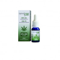 CBD Öl Cannabidiol 20% OPTIMA CBD BIO GMP, 10 ML, Optima Formula BV Optima Health VOF