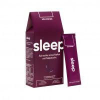 SLEEP Melatonin Einschlafformel für 7 Nächte, 7X12 G, SOLIDMIND Group GmbH