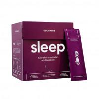 SLEEP Melatonin Einschlafformel für 30 Nächte, 30X12 G, SOLIDMIND Group GmbH