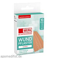WEPA Wundpflaster Classic 1 m x 6 cm, 1 ST, Wepa Apothekenbedarf GmbH & Co. KG
