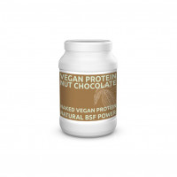 BSF Nutrition VEGAN Protein Nut Chocolate, 1000 G, BSF Nutrition