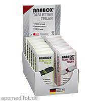 ANABOX Tablettenteiler, 1 ST, Wepa Apothekenbedarf GmbH & Co. KG
